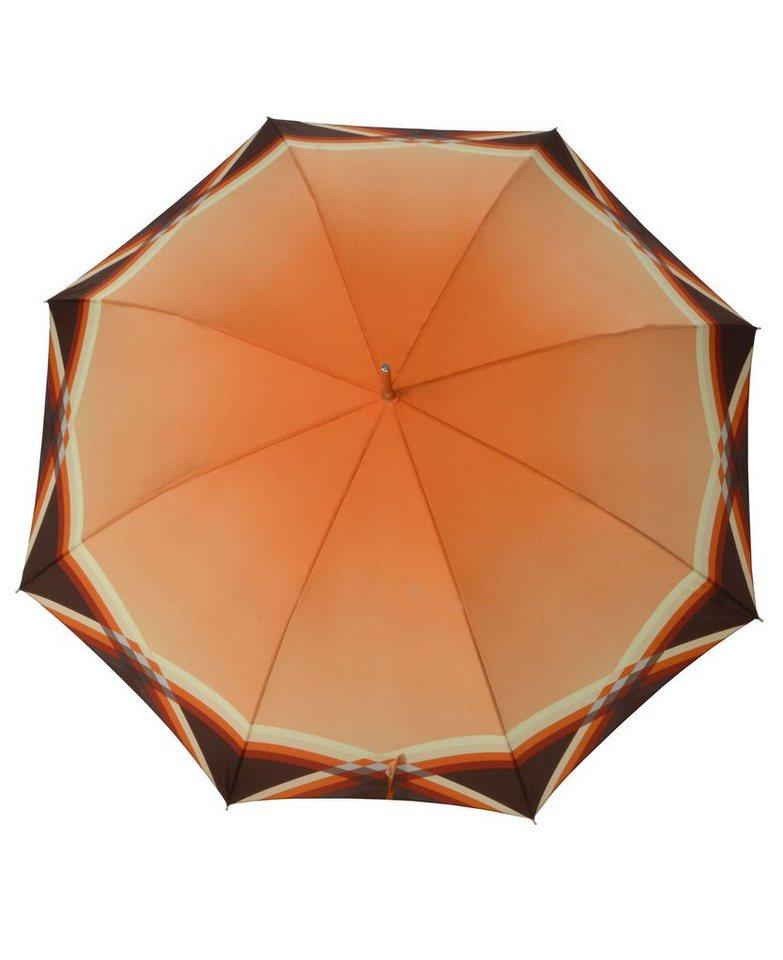 Doppler Regenschirm, Langschirm »CARBONSTEEL - Cross Over« in terra