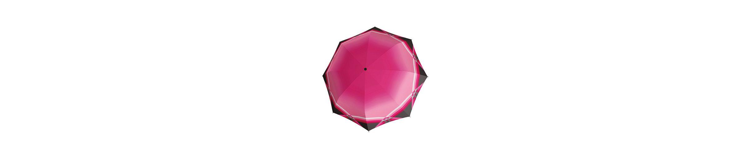 Doppler Regenschirm, Langschirm »CARBONSTEEL - Cross Over«