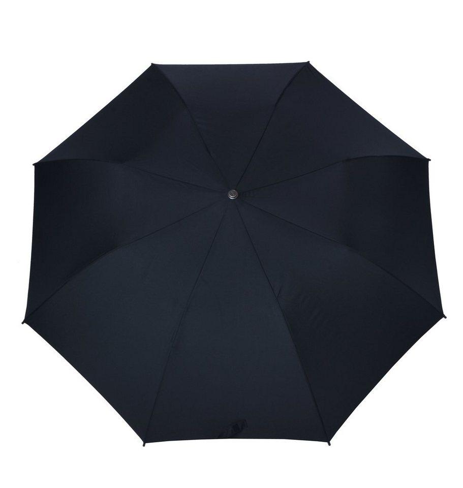 Doppler Regenschirm, Taschenschirm »Magic XL« in schwarz