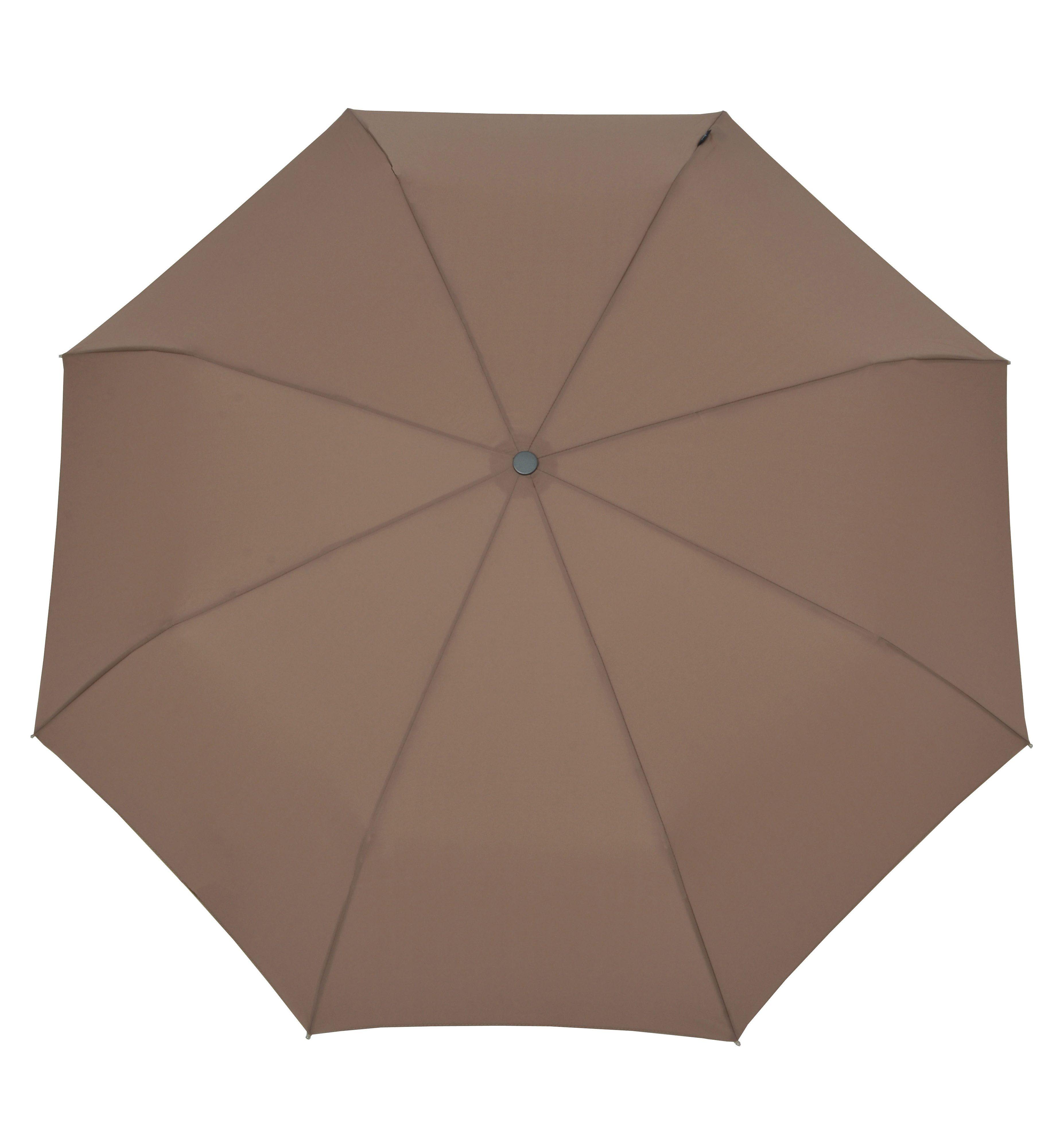 Bugatti Regenschirm, »Taschenschirm TURISMO FLAT«
