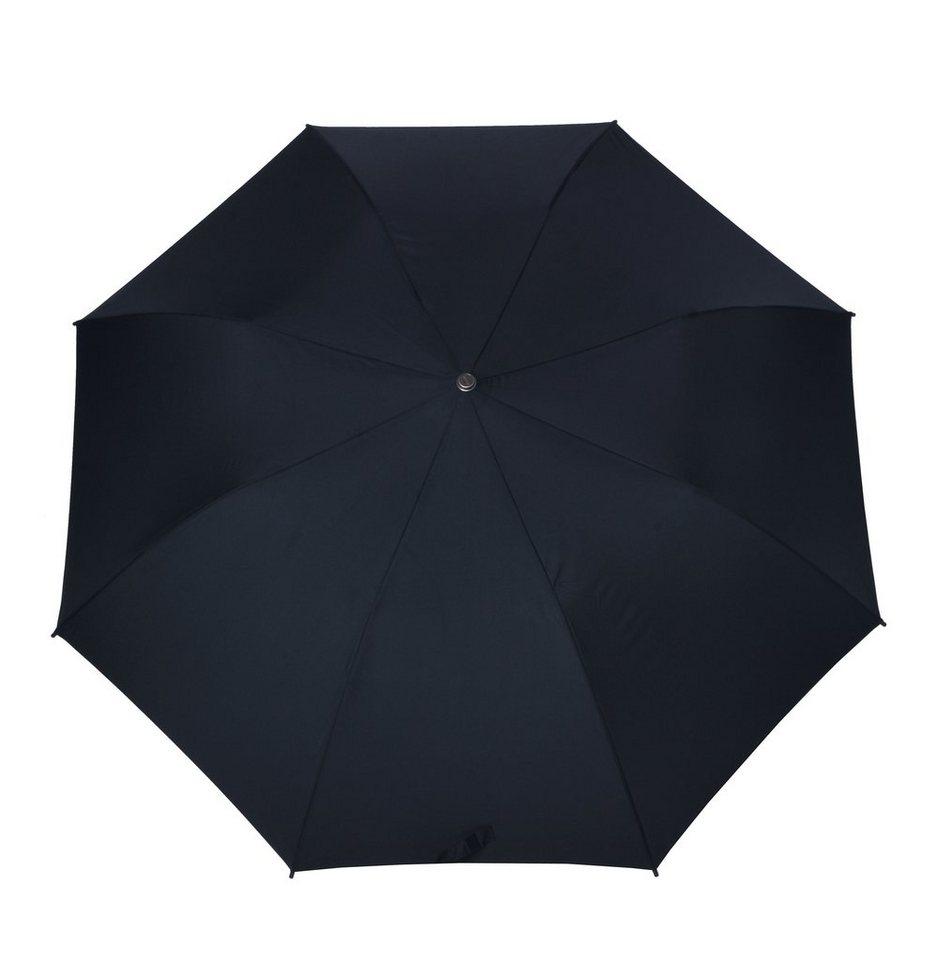 Doppler Regenschirm, Taschenschirm »Magic XM« in schwarz
