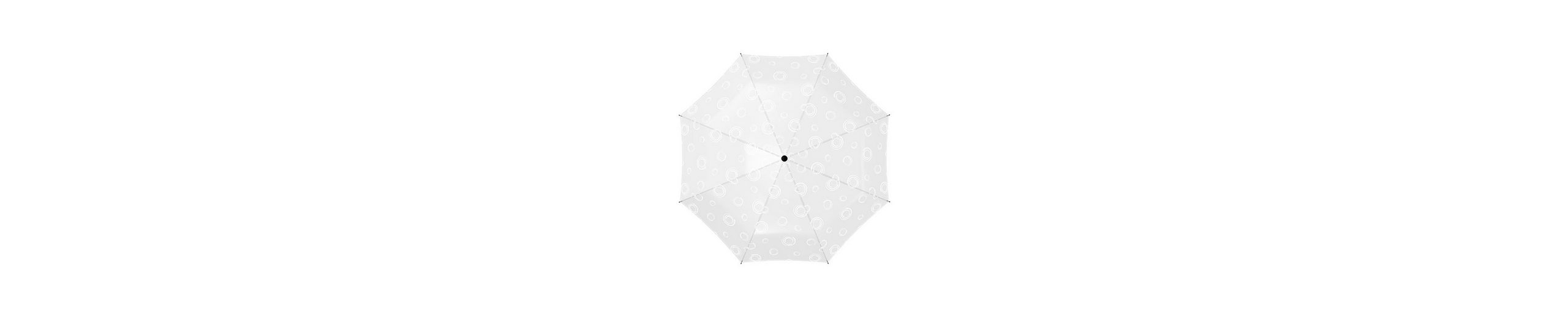 Doppler Regenschirm, »Langschirm Wedding«