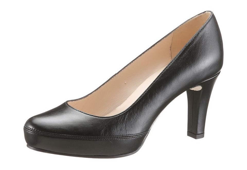 Pumps, Unisa in schwarz
