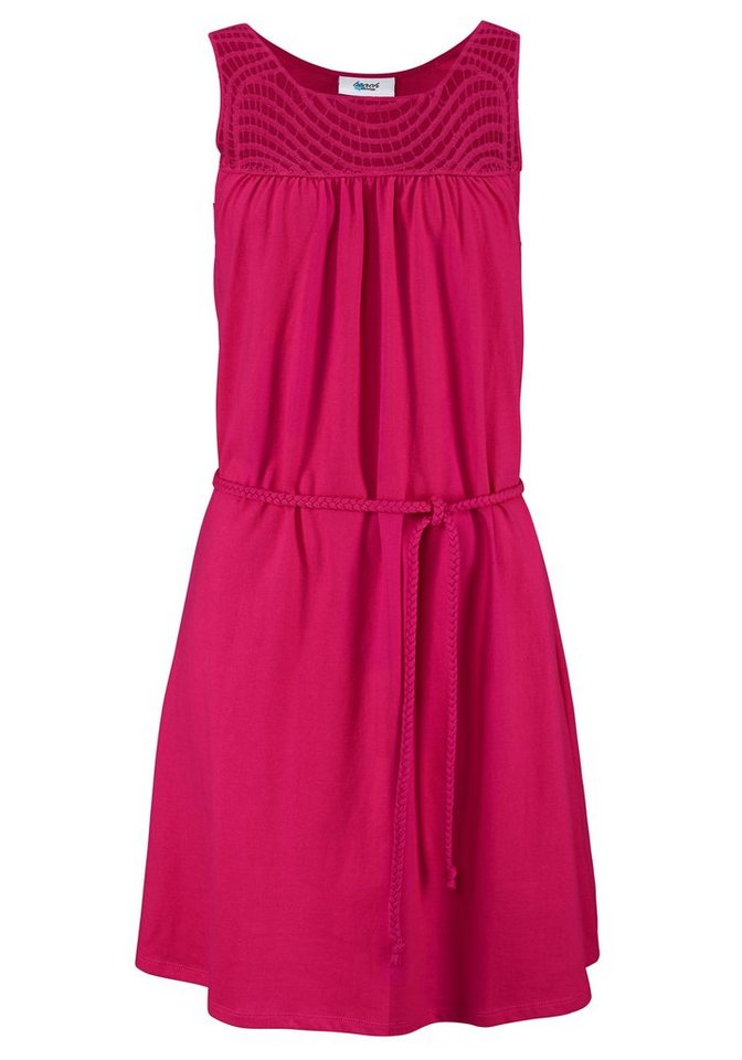 Beachtime Strandkleid in pink