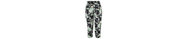 Beliebt Und Billig Footlocker Finish Verkauf Online s.Oliver RED LABEL Beachwear Caprihose mit floralem Druck Verkauf Schnelle Lieferung Günstig Kaufen Für Billig 0c0gAmauc