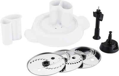 Krups Schnitzelwerk Shred & Slice XF551D, Zubehör für alle Prep&Cook-Maschinen