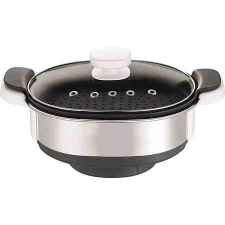 Krups Dampfgaraufsatz XF552D für Prep & Cook HP5031