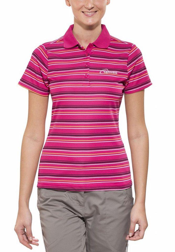 Gonso Radtrikot »Klara Bike-Shirt Damen« in pink