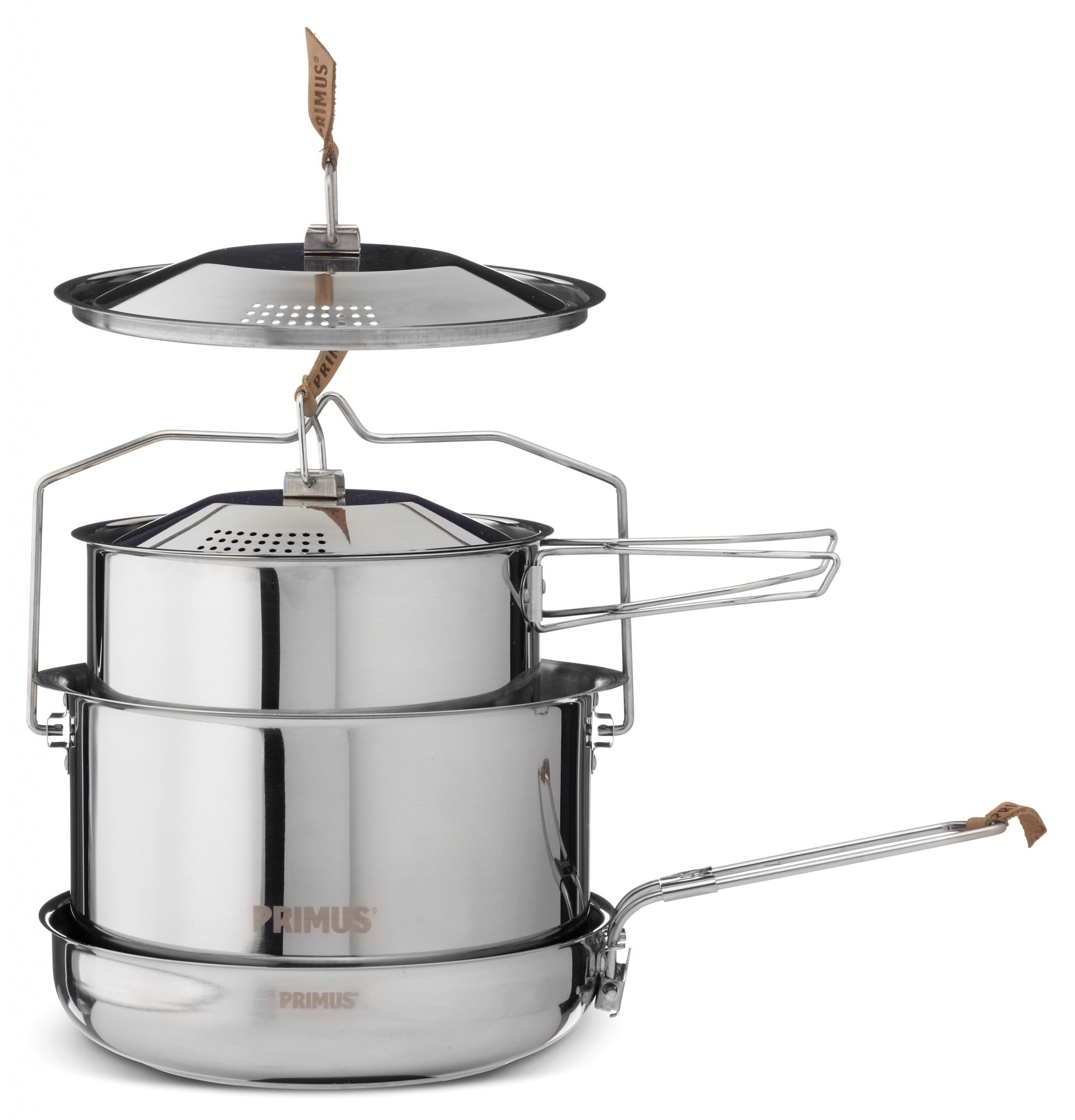 Primus Camping-Geschirr »Primus CampFire Cookset Stainless Steel Large«