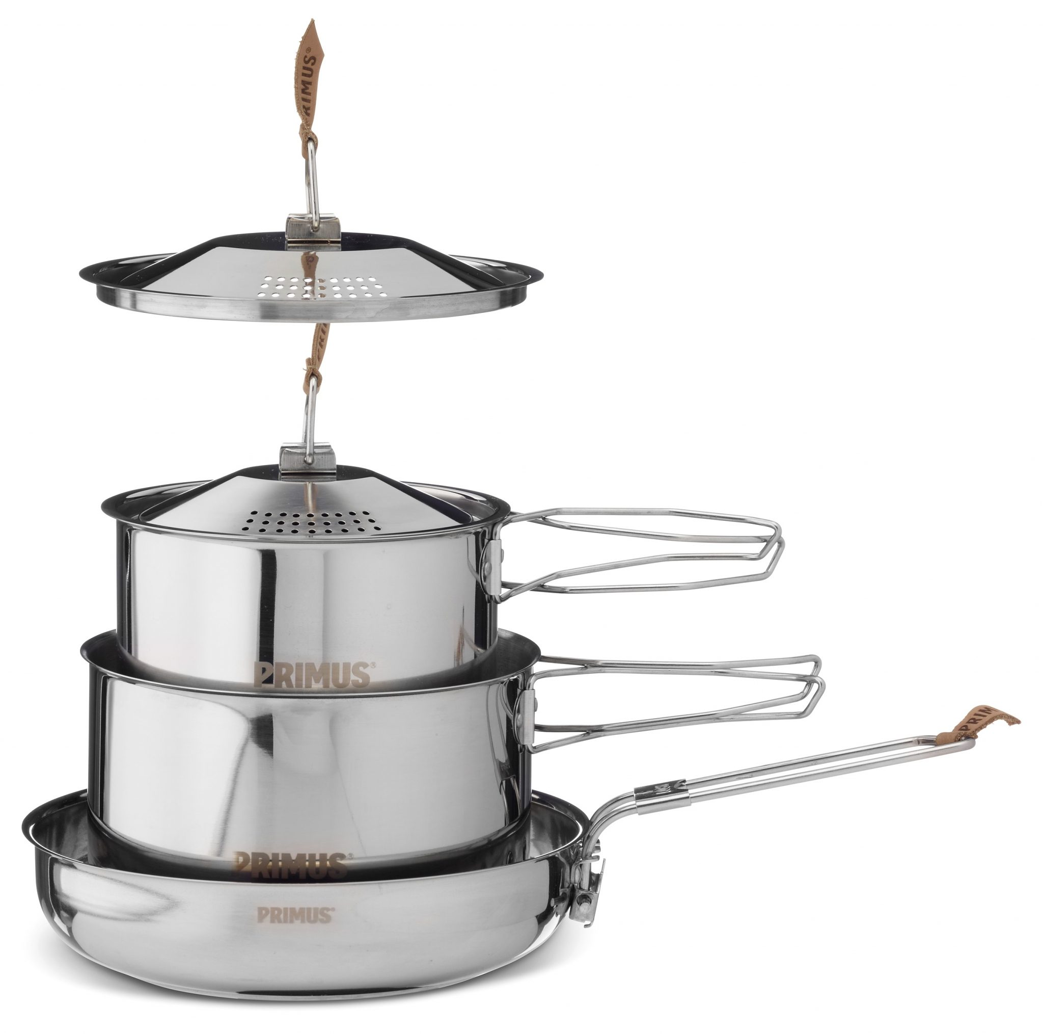 Primus Camping-Geschirr »CampFire Cookset Stainless Steel Small«