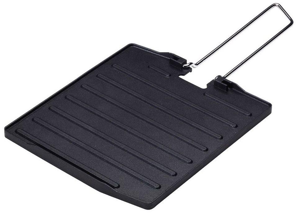 Primus Camping-Kocher »CampFire Griddle Plate« in schwarz