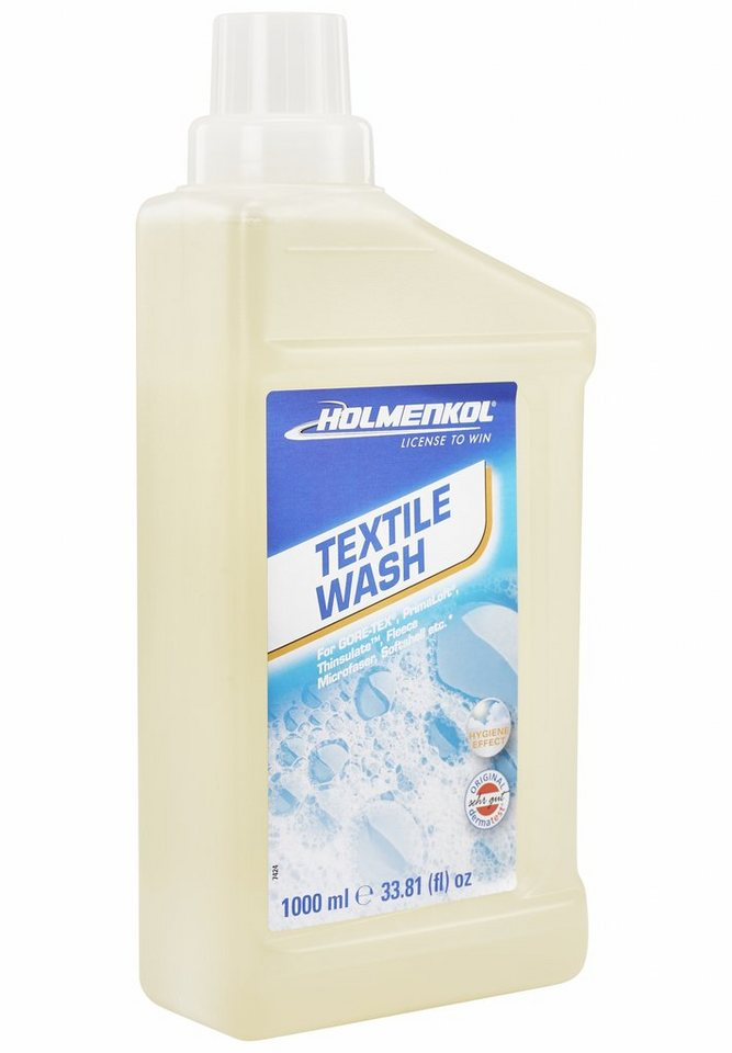 Holmenkol Reinigungsmittel »Textile Wash 1000ml Waschmittel« in transparent