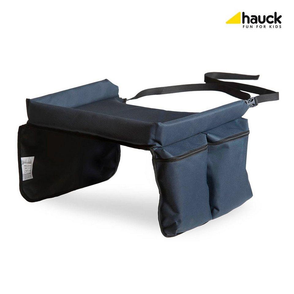 HAUCK Spieltisch Play on Me für Kindersitze in schwarz