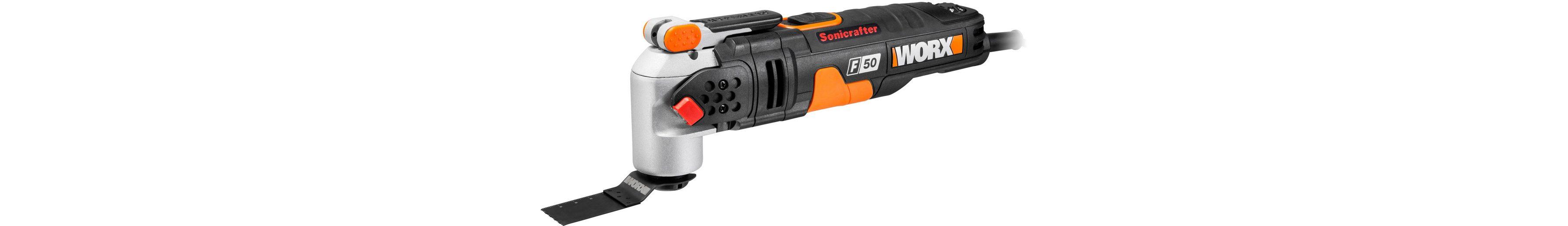 Multifunktionswerkzeug »Sonicrafter F50 / WX681«