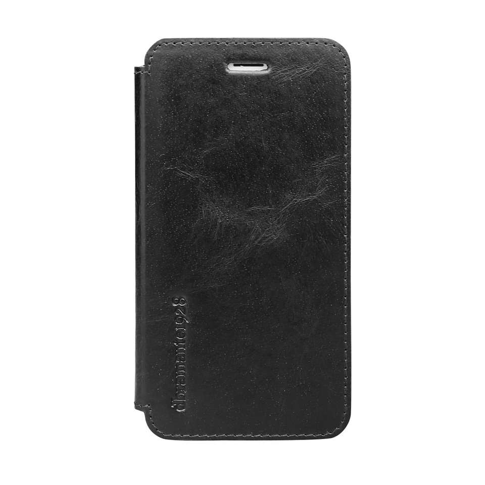 "dbramante1928 LederCase »Folio Frederiksberg 2 iPhone (6) 4.7"" Black« in schwarz"