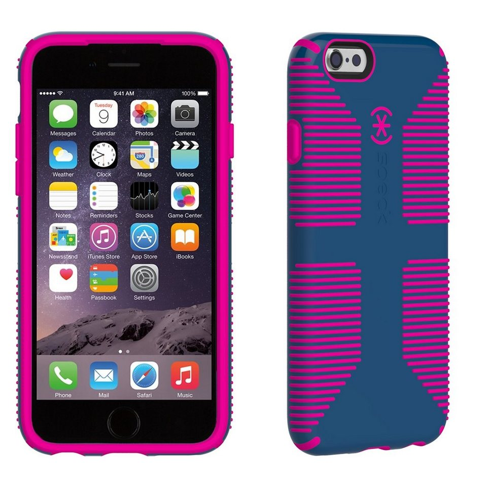 "Speck HardCase »CandyShell Grip iPhone (6/6S) 4.7"" Deep Sea Blue/L« in blau"