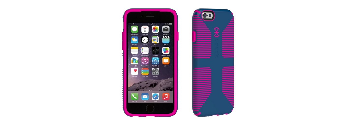 "Speck HardCase »CandyShell Grip iPhone (6/6S) 4.7"" Deep Sea Blue/L«"