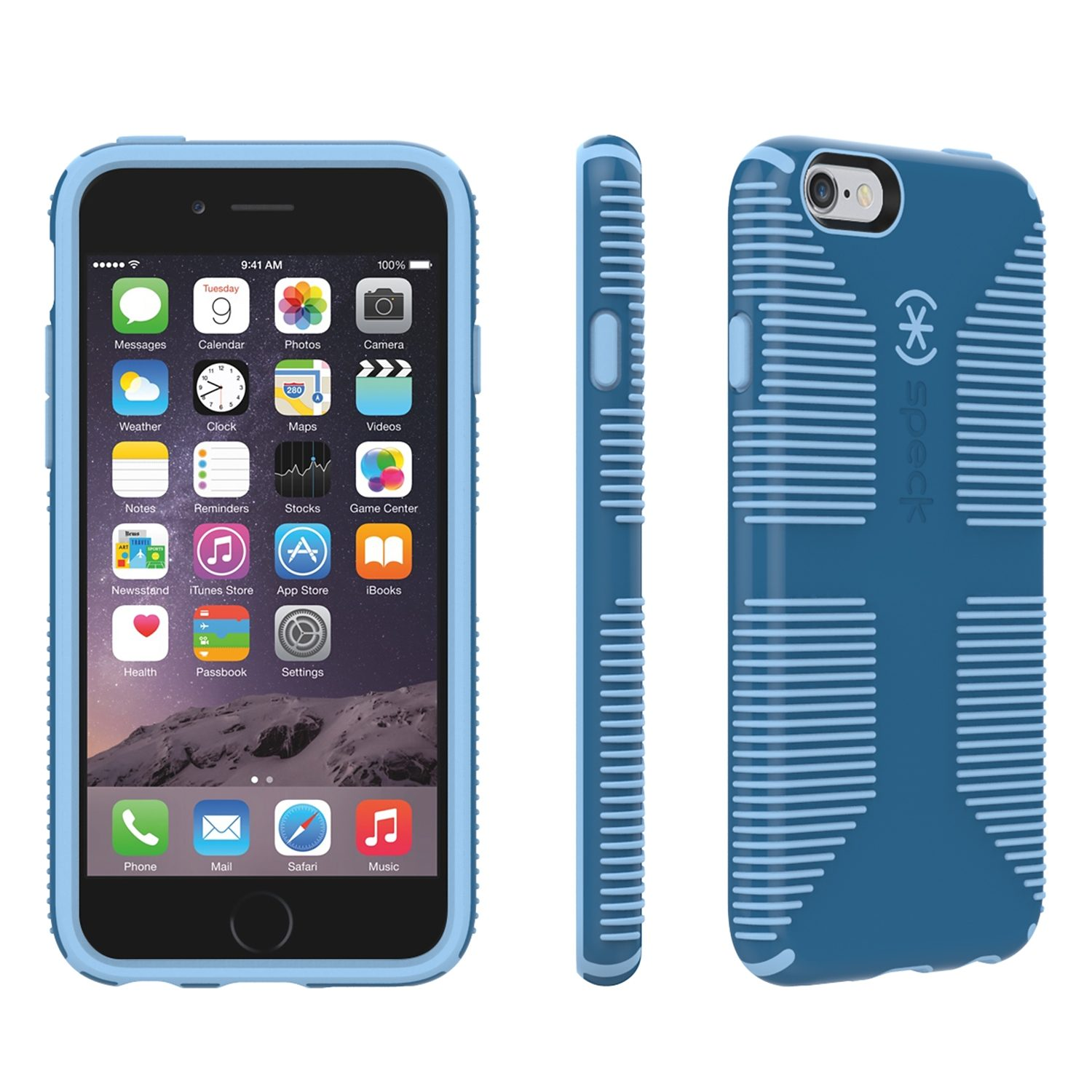 "Speck HardCase »CandyShell iPhone (6/6S) 4.7"" Harbor Blue/Periwink«"