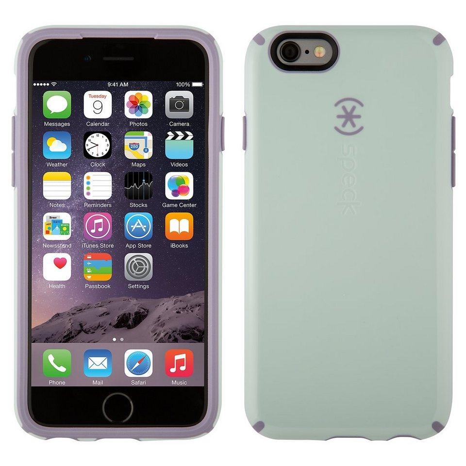 "Speck HardCase »CandyShell iPhone (6/6S) 4.7"" Overcast Blue/Heathe« in blau"