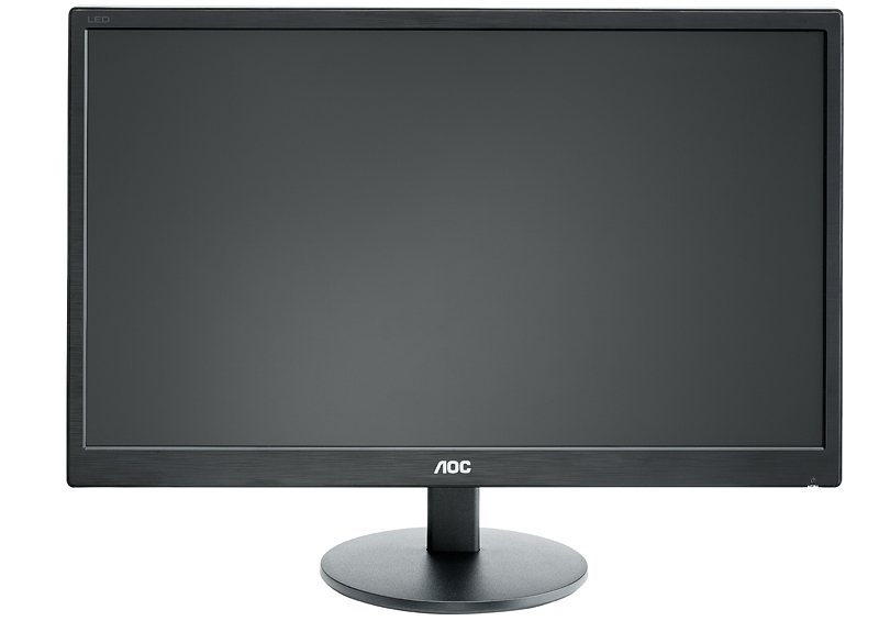 "AOC Full HD Monitor, 59,9cm (23,6 Zoll) »E2470SWHE 59,9cm (23,6"")«"