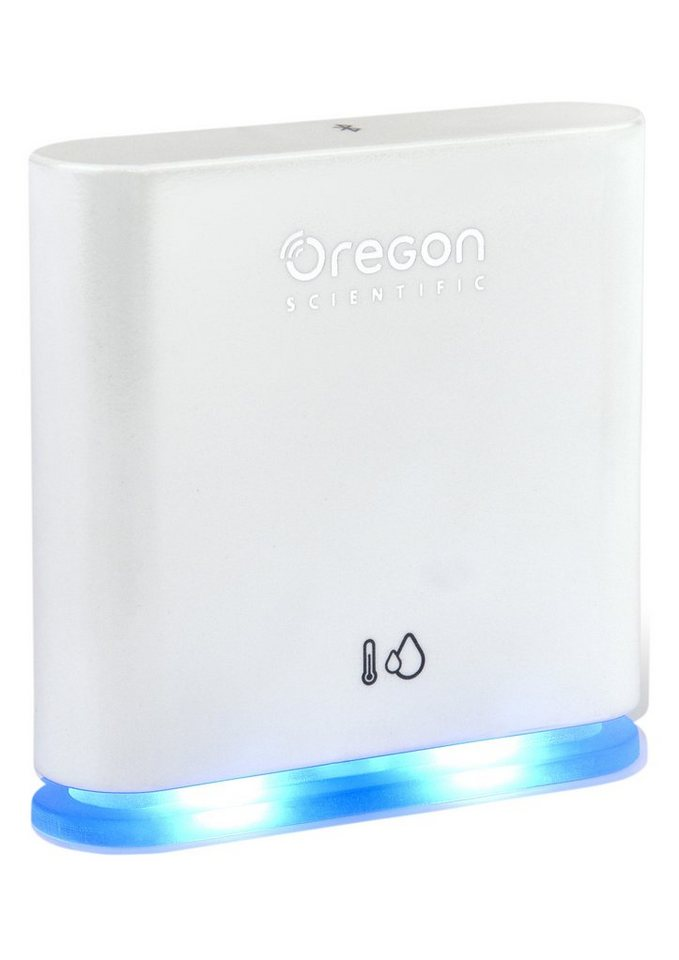 Oregon Scientific Wettersensor für Smartphone, »BAR 228« in weiß