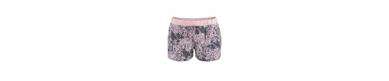 Buffalo Shorty mit gemusterter Shorts & softem Basic T-Shirt Neue Angebote Rabatt 2018 Billig Verkauf Offizielle Seite X3TOdf