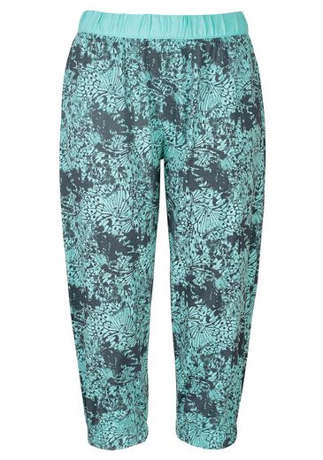 Buffalo Capri Pajamas With Patterned Pants