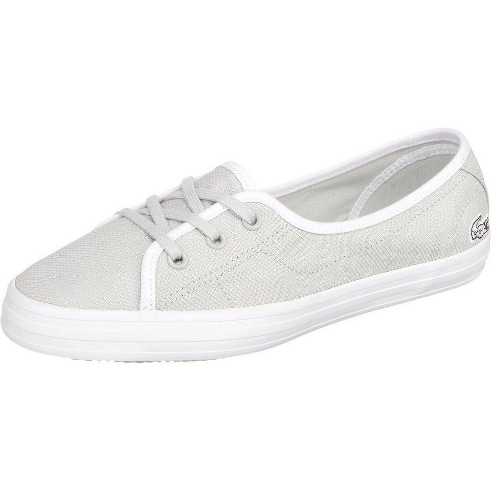 LACOSTE Ziane Chunky Sneakers in hellgrau