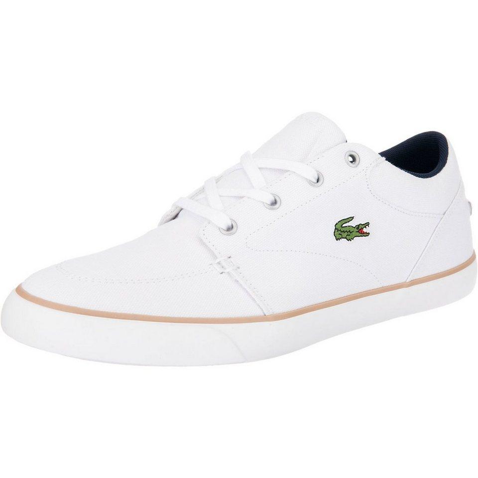 LACOSTE Bayliss Sneakers in weiß