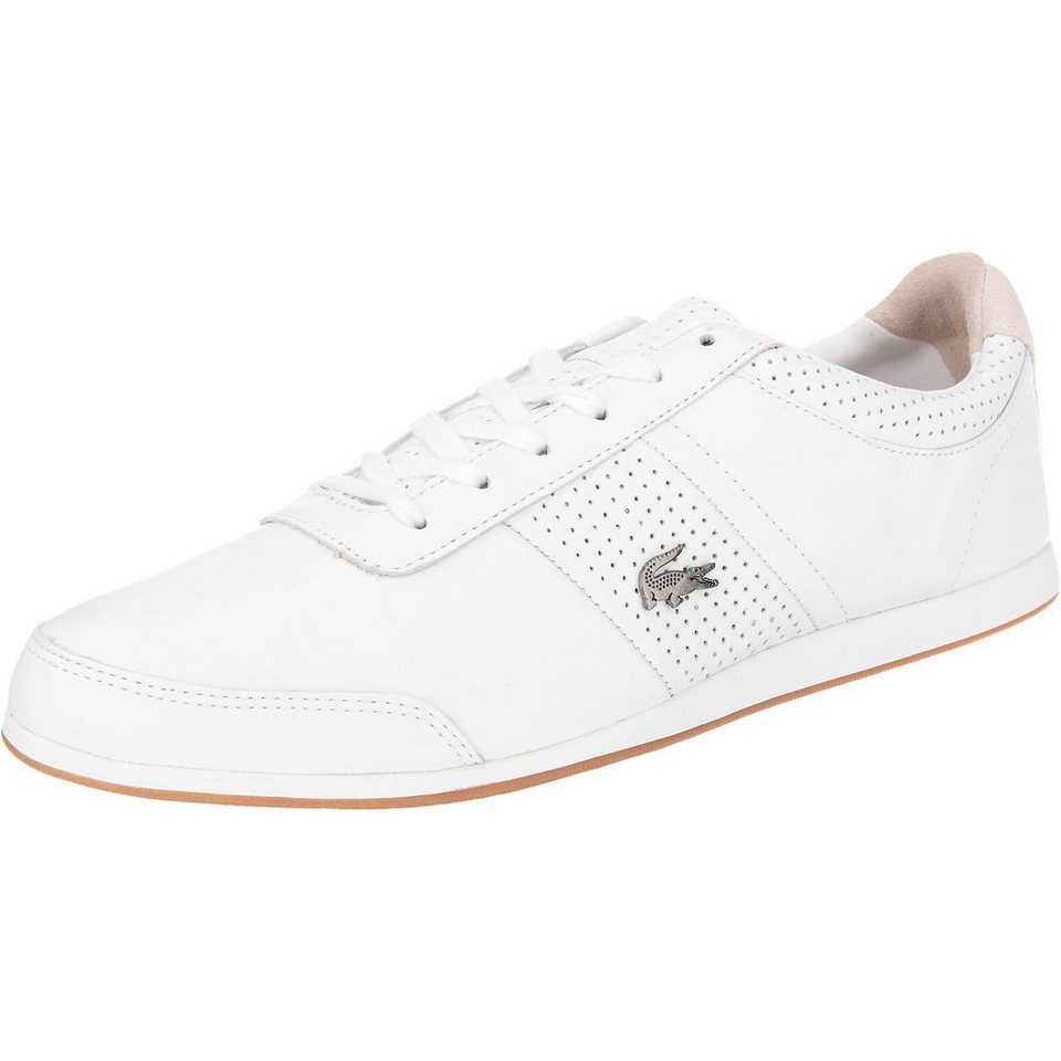LACOSTE Embrun Sneakers in weiß