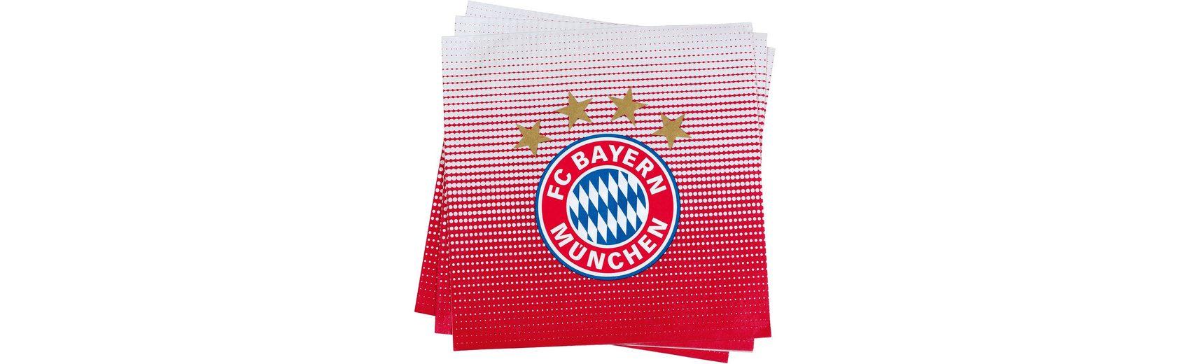 Servietten FC Bayern München
