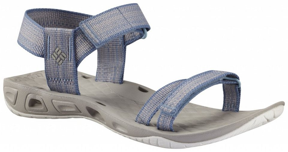 Columbia Sandale »Sunbreeze Vent Avalon Shoes Women« in grau