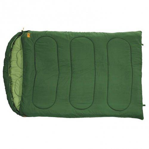 easy camp Schlafsäcke »Moon Double« in green