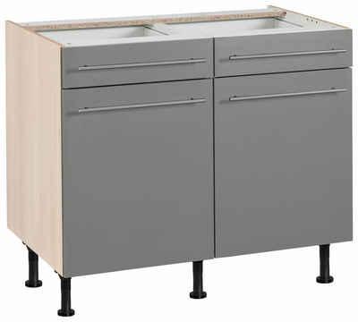 küchenunterschränke online kaufen   otto - Küchenunterschränke Selber Bauen