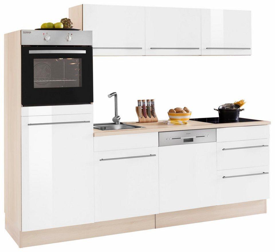 Stunning Küchenzeile Ohne Kühlschrank