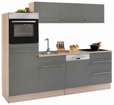 Küchenzeile günstig ohne geräte  Küchenzeile ohne Geräte online kaufen » Große Auswahl | OTTO