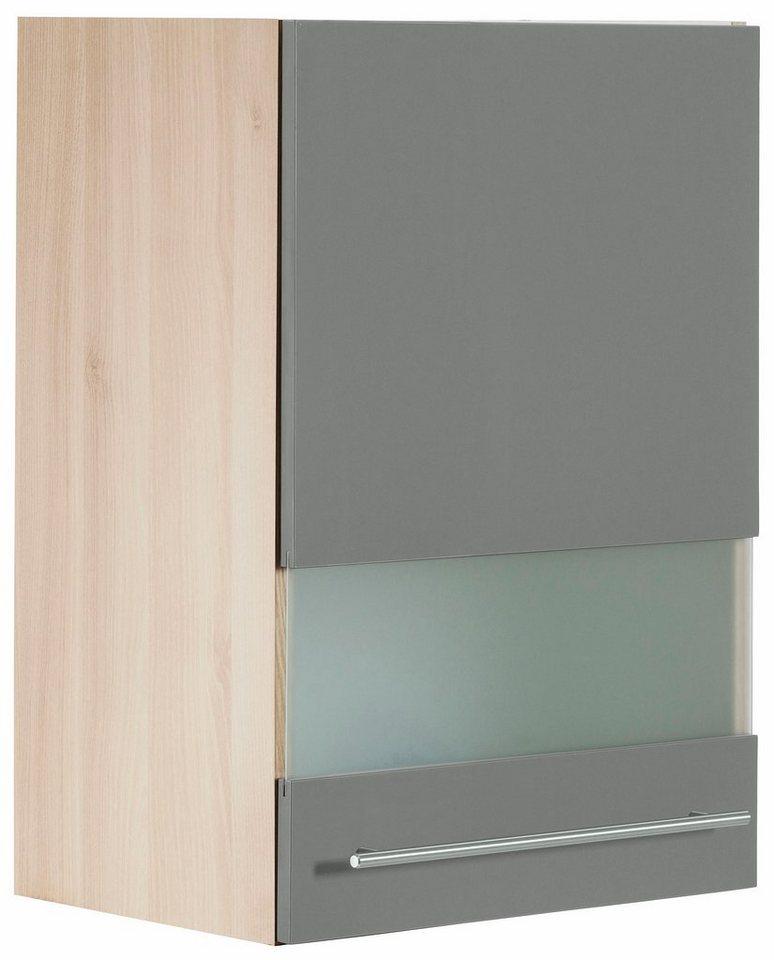 Optifit Glashängeschrank »Bern«, Breite 50 cm in basaltgrau