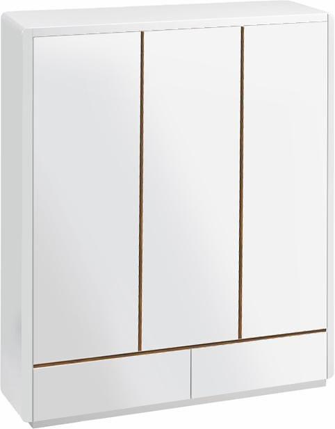 INOSIGN Kleiderschrank, Breite 158 cm in weiß