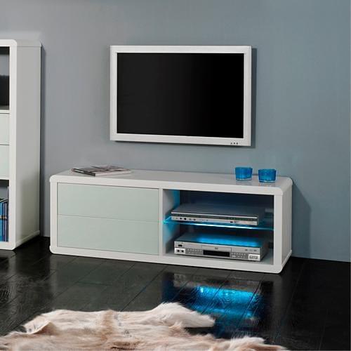 INOSIGN Lowboard, Breite 121 cm in weiß