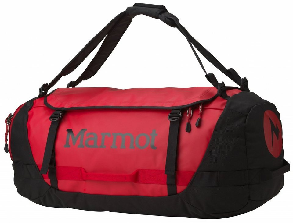 Marmot Sport- und Freizeittasche »Long Hauler Duffle Bag Large« in rot