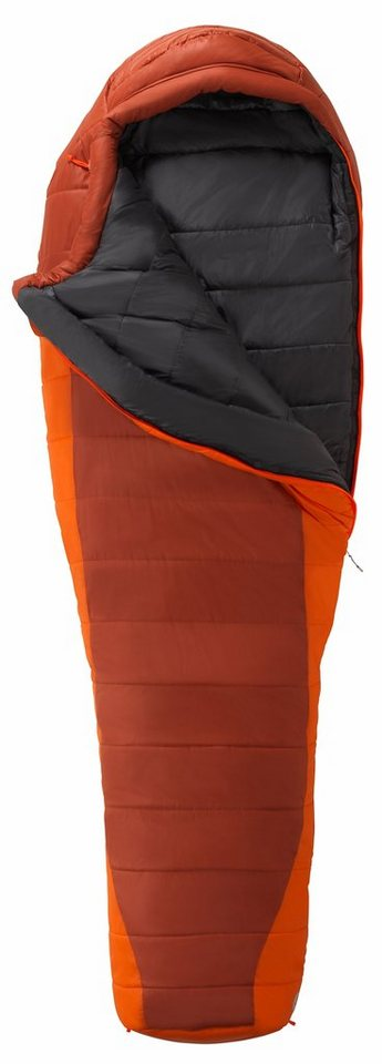 Marmot Schlafsack »Cloudbreak 0 Sleeping Bag Long« in rot