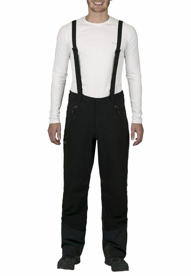 Marmot Outdoorhose »Pro Tour Pant Men« in schwarz