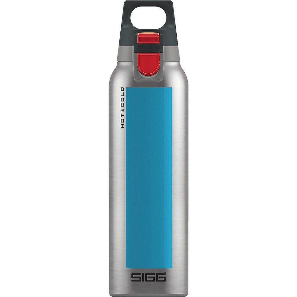 sigg trinkflasche hot cold one accent aqua 0 5 l online. Black Bedroom Furniture Sets. Home Design Ideas