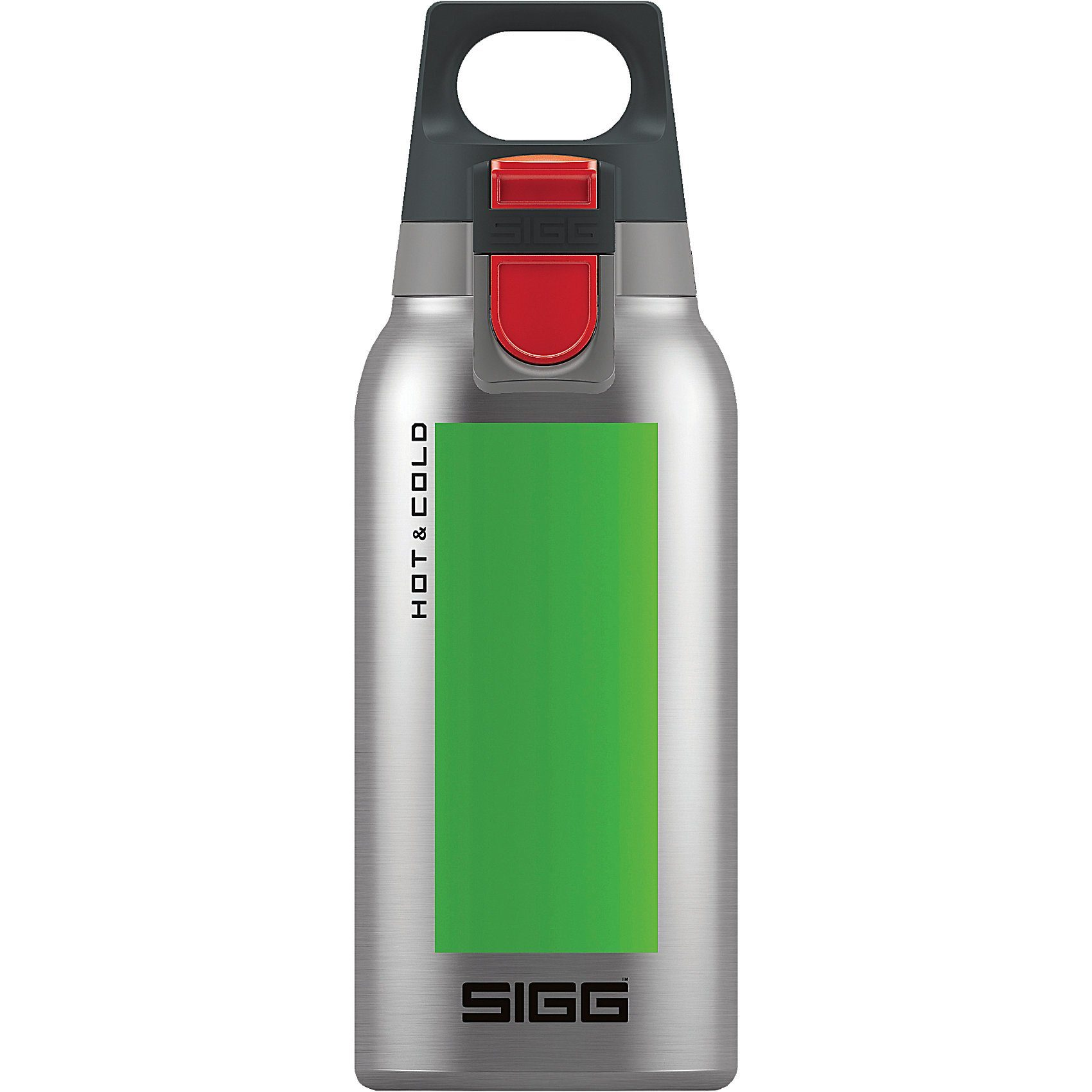 SIGG Trinkflasche HOT & COLD ONE Accent Green, 300 ml