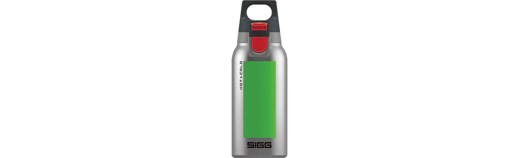 SIGG Trinkflasche Hot & Cold ONE Accent Green, 0,3 l