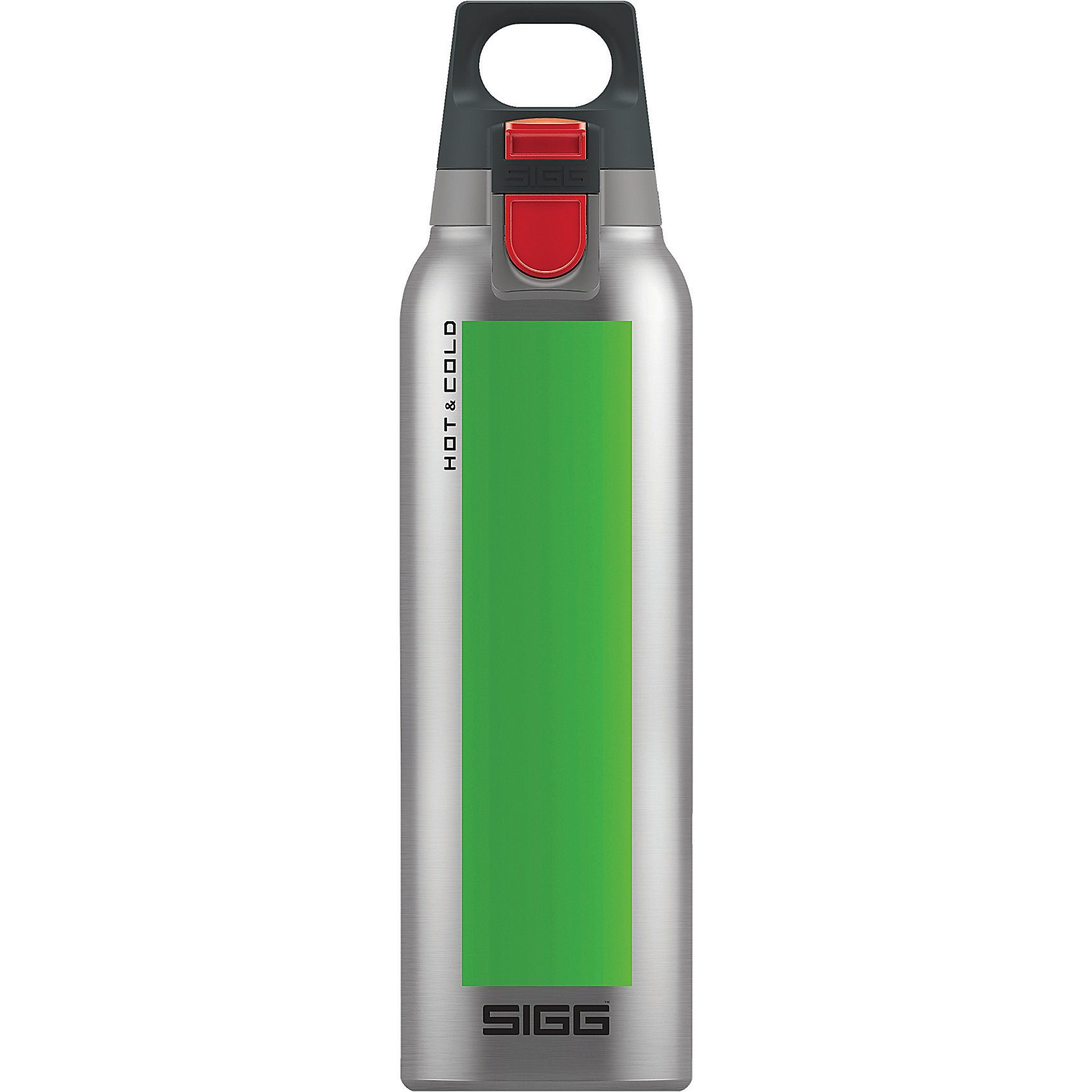 SIGG Trinkflasche Hot & Cold ONE Accent Green, 0,5 l