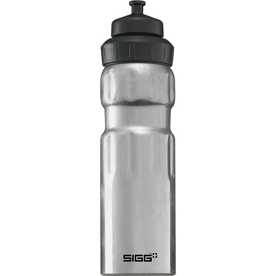 SIGG 8561.50 Alu-Trinkflasche WMB Sports Alu, 750 ml in silber