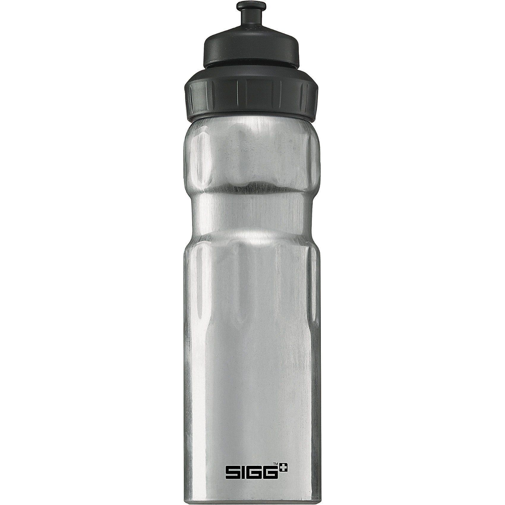 SIGG 8561.50 Alu-Trinkflasche WMB Sports Alu, 750 ml