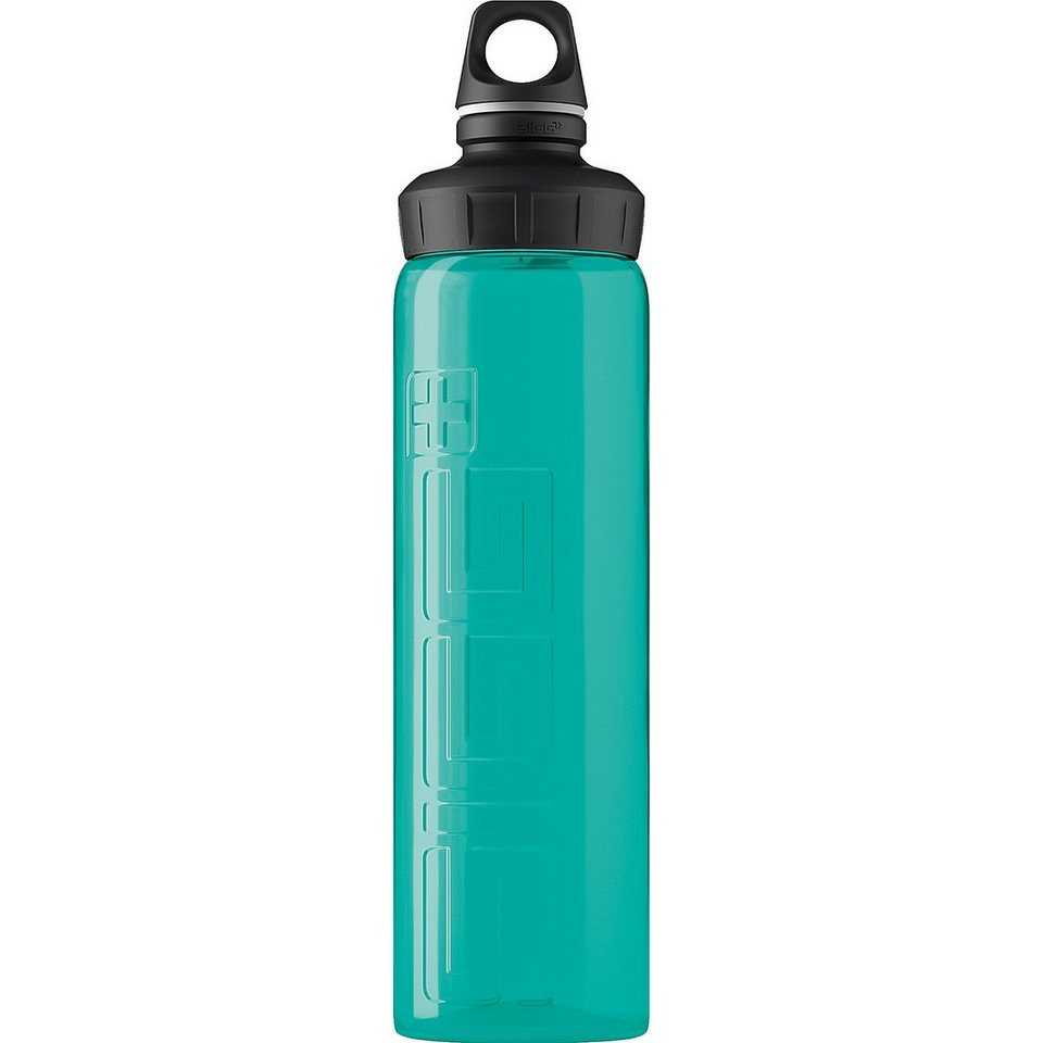 SIGG Trinkflasche VIVA Aqua transparent, 750 ml in blau