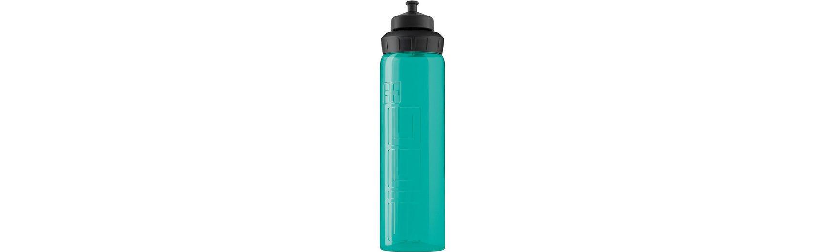 SIGG Trinkflasche VIVA 3-Stage Aqua transparent, 750 ml